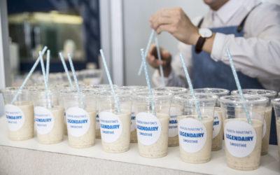 Amazingly legendairy milk with Karen Martini